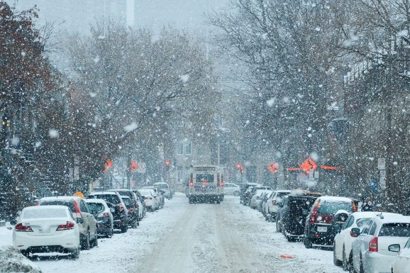 Snow & Ice Liability Lawyers in New England